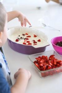 παιδιά μαγειρεύουν