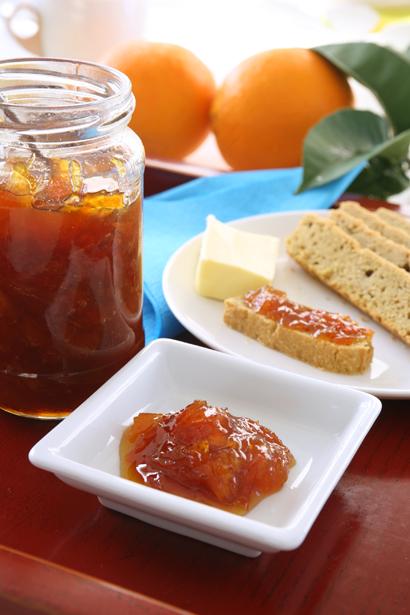 συνταγή μαρμελάδα πορτοκάλι