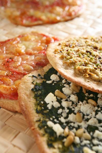 πίτσα συνταγές